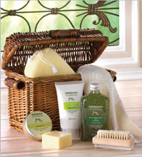 Healing Spa Basket