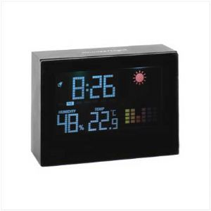 CWeather Station Alarm Clock  - Click To Enlarge
