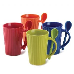 CBistro Coffee Mug Set - Click To Enlarge