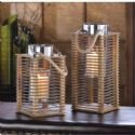 Hudson Tall Candle Set