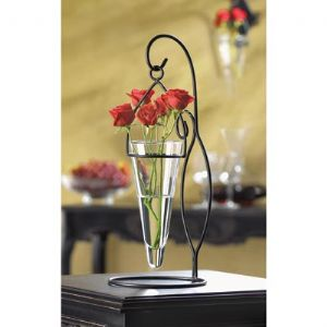 CTable Top Hanging Pendant Vase - Click To Enlarge