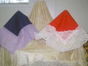 CUnique Handmade Lap Hankies - Click To Enlarge