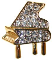 CPiano lapel pin - Click To Enlarge
