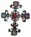 Special-T Jeweled Cross